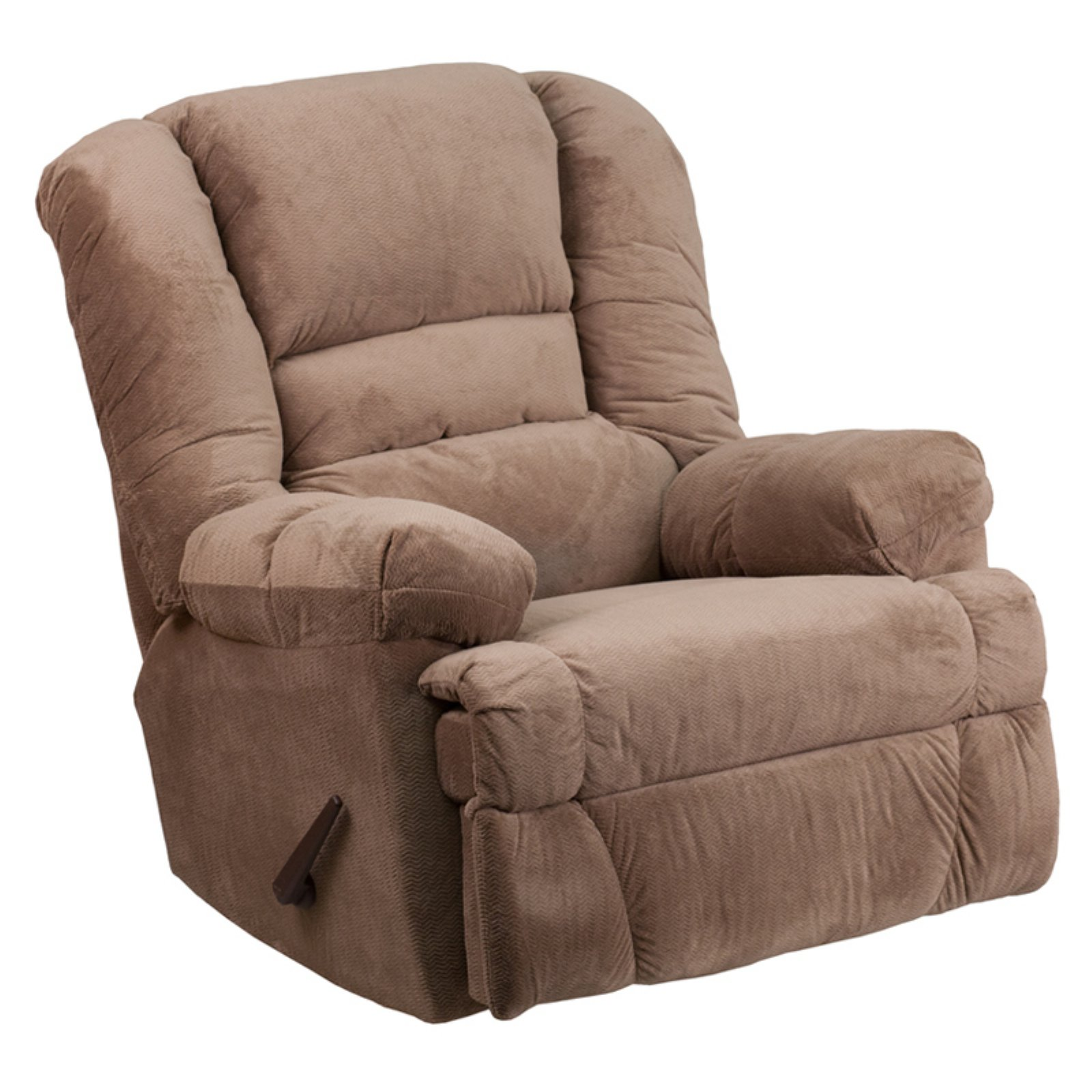 Flash Furniture Contemporary Dynasty Microfiber Rocker Recliner, Multiple Colors