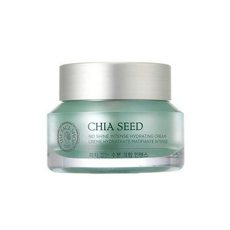 The Face Shop Chia Seed No Shine Intense Hydrating Cream ()