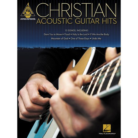 Hal Leonard CHRISTIAN ACOUSTIC GUITAR HITS GUITAR TAB (Rush Closer To The Heart Guitar Tab)