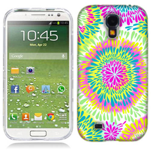 Mundaze Tiedye Tears Phone Case Cover for Samsung Galaxy S4