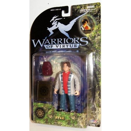 Warriors of Virtue Ryan Action Figure - image 1 de 1