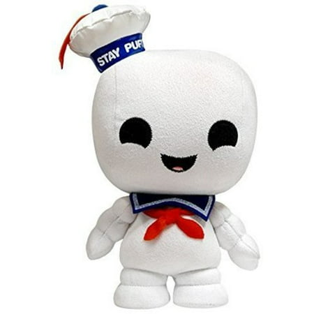 The Stay Puft Marshmallow Man (FUNKO FABRIKATIONS: GHOSTBUSTERS - STAY PUFT MARSHMALLOW)