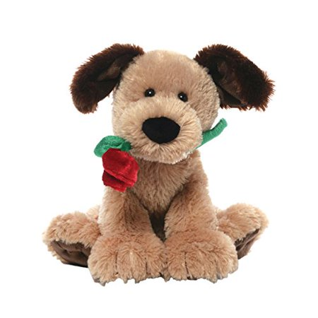 Gund Deangelo Valentine's Day Dog Stuffed Animal Plush - Valentine Animals