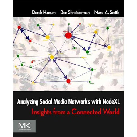 Analyzing Social Media Networks With Microsoft Nodexl  Insights From A Connected World