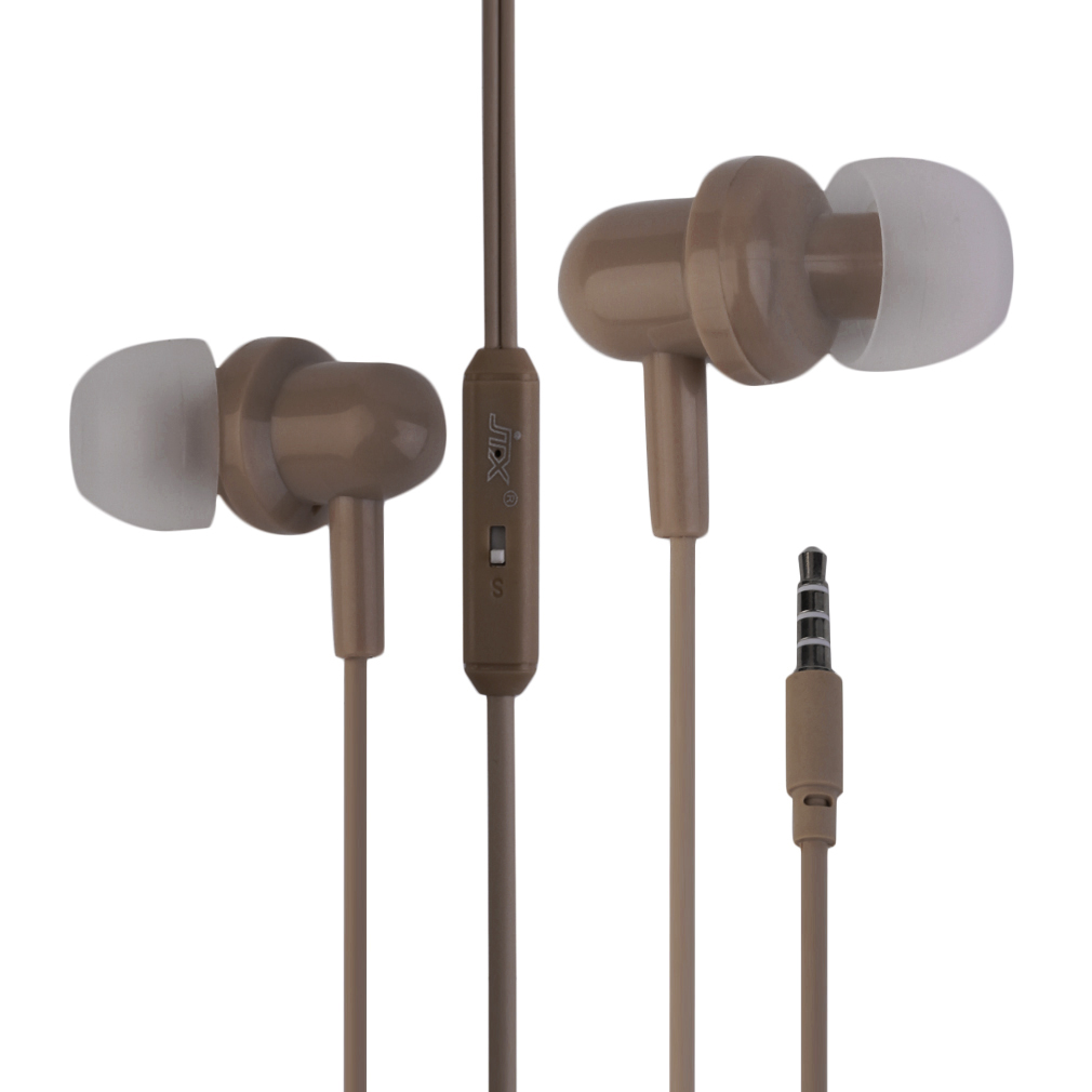 In-Ear Headphone Earphones Universal Bluetooth Headset Earphone Mic Headphones Hands Free Ear Headset 4 Colors