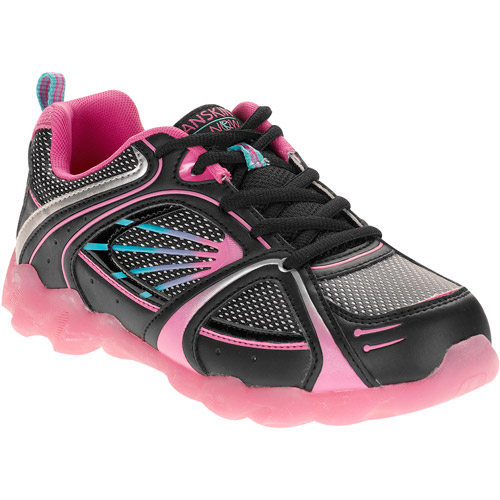 Danskin Now - Girls' Sky Light-Up Sneakers