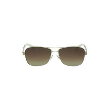 dd496d569dcd Jimmy Choo - Sunglasses - Cris S   Frame  Light Gold Lens  Brown gradient -  Walmart.com