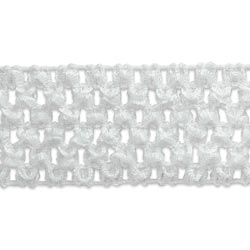 "Crochet Headband Stretch Trim 1-3/4""X20yd"