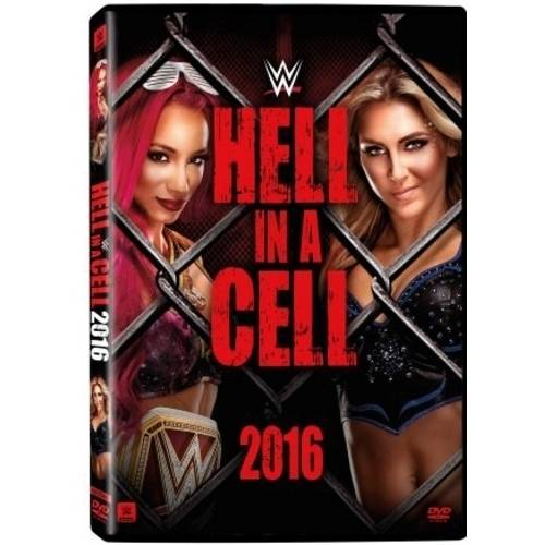 WWE: Hell In A Cell 2016 (Widescreen) by WARNER HOME VIDEO