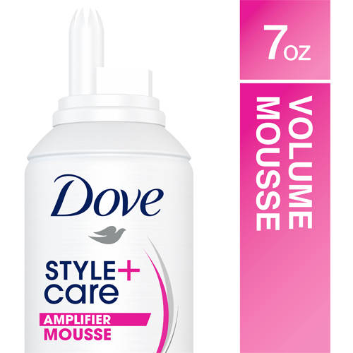 Dove Nourishing Amplifier Mousse, 7 oz