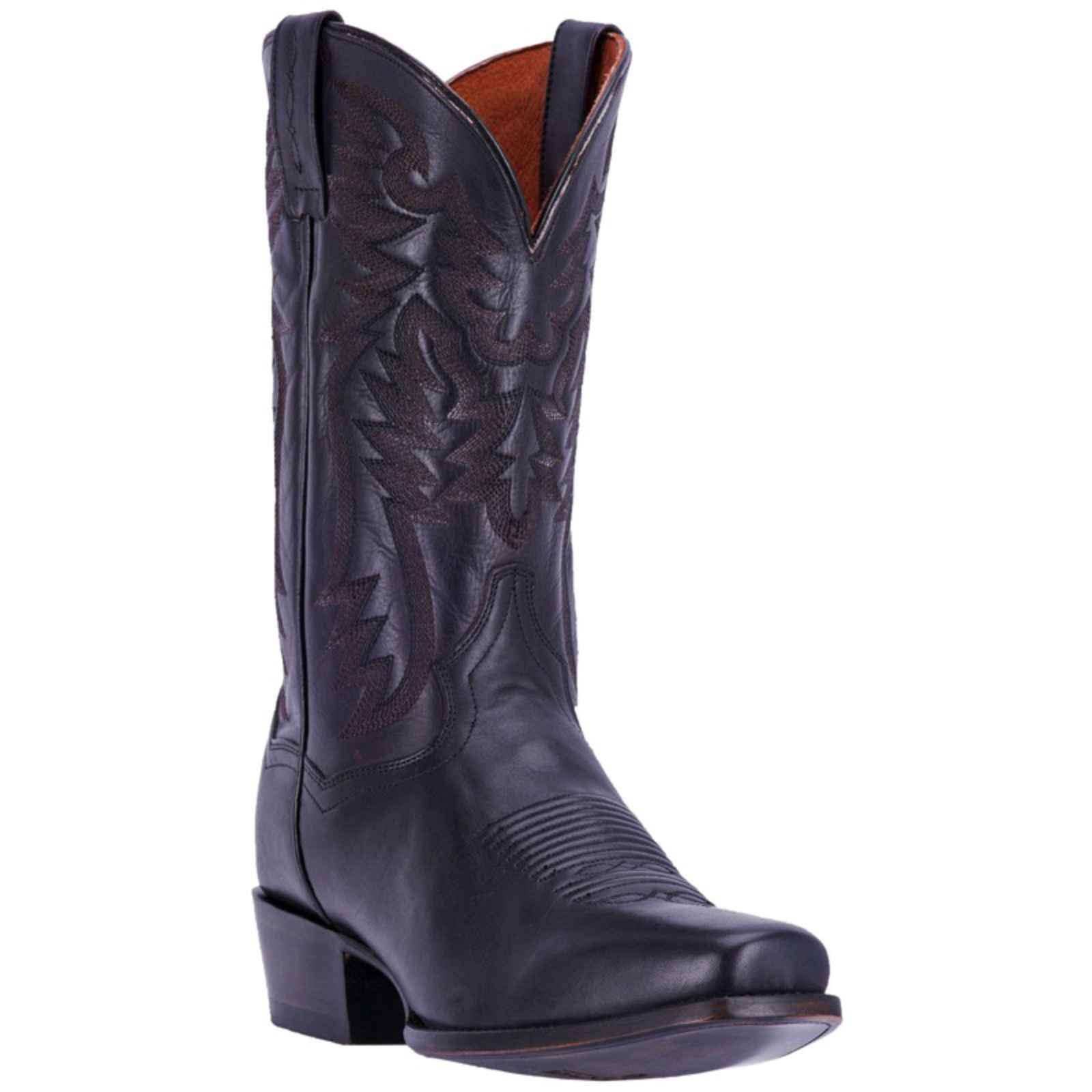 "Dan Post Men's 13"" Black Centennial Ultimate Flex Insole Western Boots, DP2160 by DAN POST"
