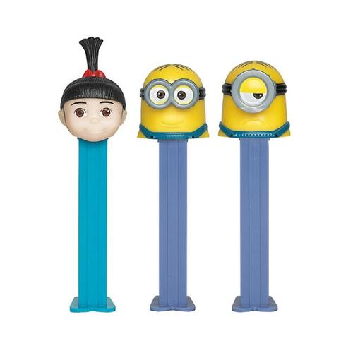 Despicable Me Pez Dispenser and Candy Set (Each) - Party Supplies
