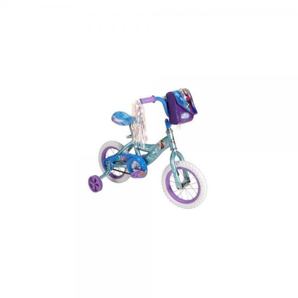 Brand New Disney Frozen Huffy Elsa Anna 12 Girls Bicycle Training Wheels Kids Bike by