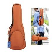 Suzicca 26 Inch Tenor Ukulele Bag Ukelele Uke Padded Backpack Case with Adjustable Shoulder Strap Carry Handle