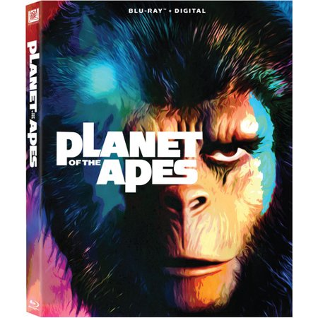 Planet Of The Apes 50th Anniversary Edition (1968) (Blu-ray + (Mary Poppins 50th Anniversary Edition Blu Ray)