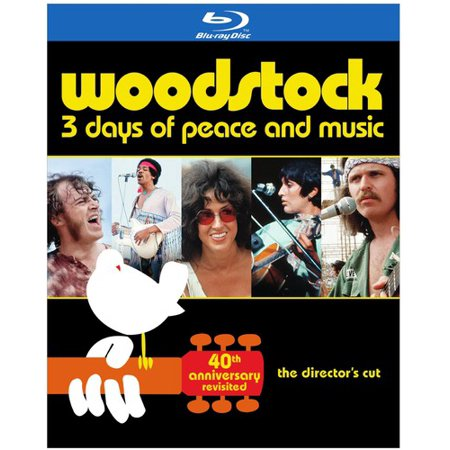 Image of Woodstock (40th Anniversary Limited Edition) (Blu-ray)