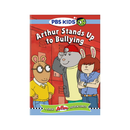 Arthur Stands Up to Bullying - Pbs Arthur Halloween
