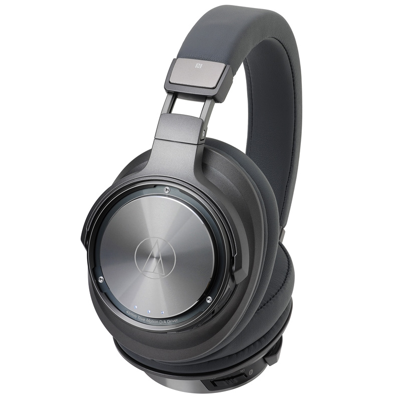 Audio-Technica ATH-DSR9BT Wireless Over-Ear Headphones with Pure Digital Drive by Audio-Technica
