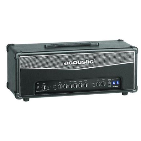 Acoustic GT50H 50W Tube Guitar Amp Head Black - Walmart com