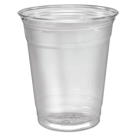 Ultra Clear Cups, Squat, 12-14 oz, PET,