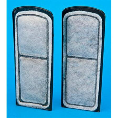 2 Pack Aquarium Air Pump - PRISM Aquarium Replacement Cartridges - 2 pack