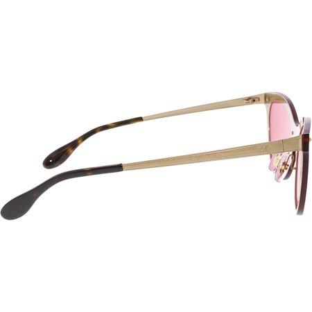 595468e51 Ray-Ban Women's Polarized Blaze Cat Eye RB3580N-043/E4-43 Gold ...