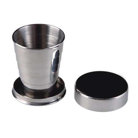 Collapsible Cup 150 Ml Ss