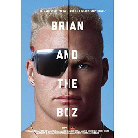ESPN Films 30 for 30: Brian and the Boz (DVD)