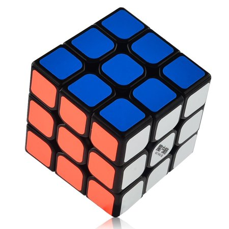 Formula New Arrival QY MoFangGe Thunderclap 3x3x3 Magic Cube Puzzle Intellectual Toy 56mm