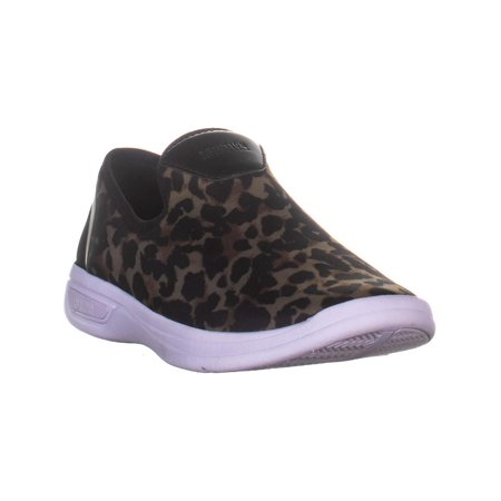 f20110112710a Womens Kenneth Cole REACTION The Ready Slip On Sneakers, Leopard, 8.5 US /  39.5 EU