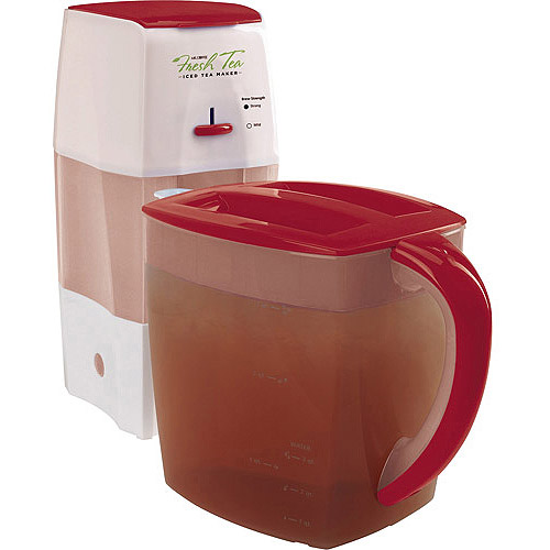 mr coffee 3 quart iced tea maker instructions