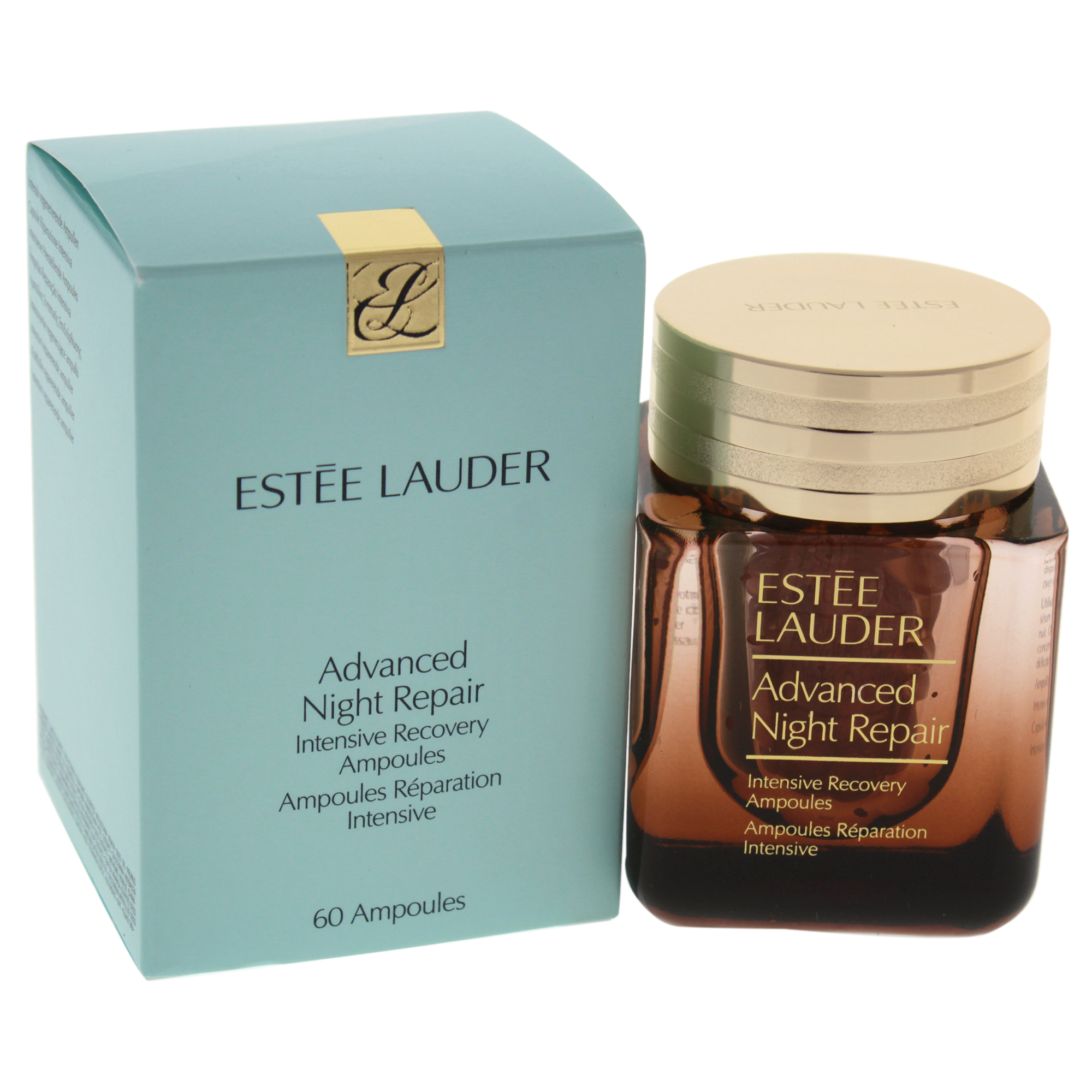 Advanced Night Repair Intensive Recovery Ampoules by Estee Lauder for Women - 60 Count Treatment
