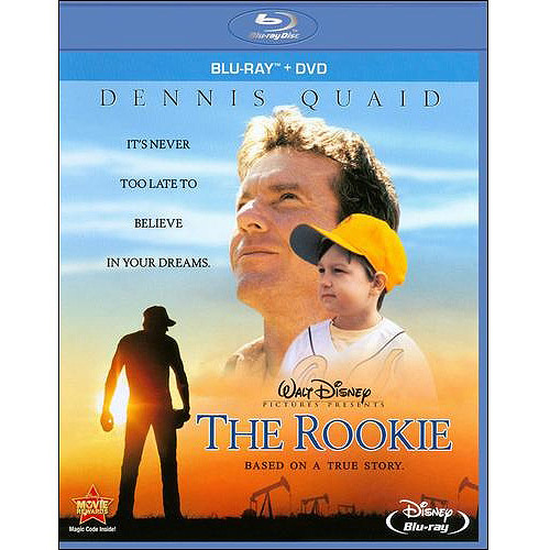The Rookie (Blu-ray   DVD) (Widescreen)