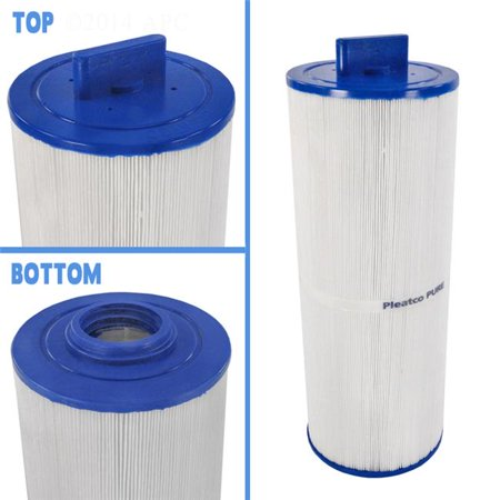 Pleat APCC7644 4.93 x 13.5 in. Pool & Spa Replacement Filter Cartridge, 50 sq ft. - image 1 of 1