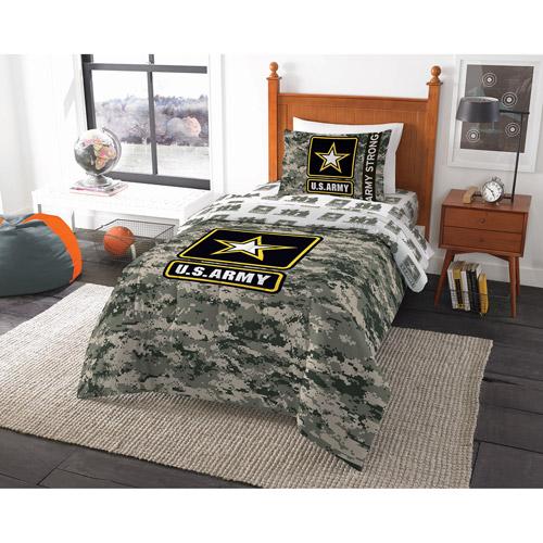Generic U.S. Army Camo Twin Bedding Comforter