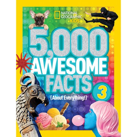 5,000 Awesome Facts (About Everything!) 3 (Top 5 Facts About Halloween)