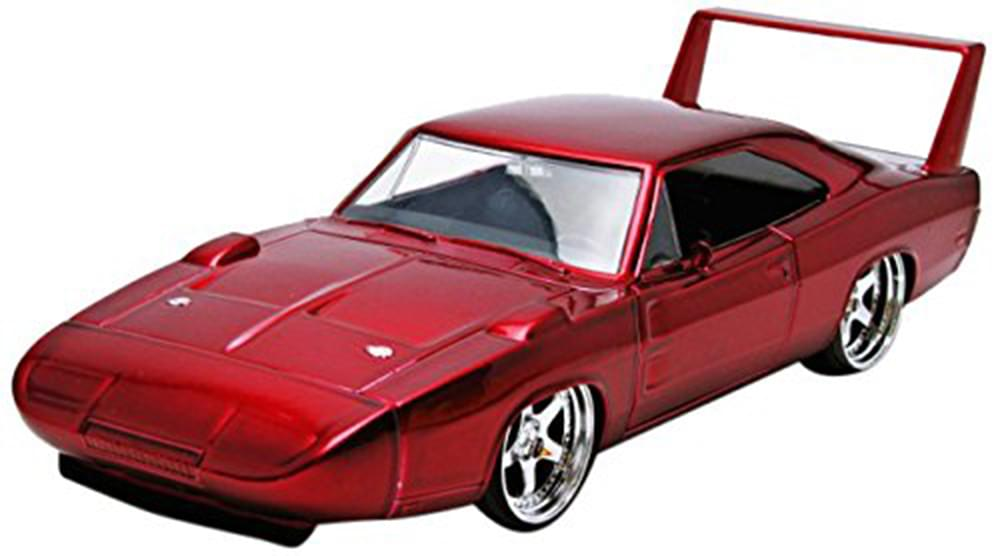 Fast & Furious 1:24 Die-Cast Vehicle: '69 Dodge Charger Daytona