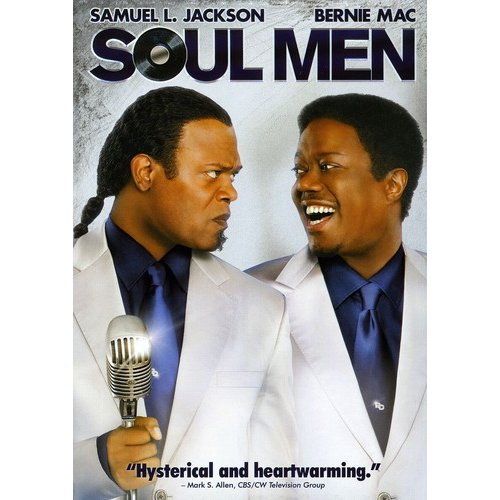 SOUL MEN (DVD/WS/ENG-SP-SUB/SELL-THROUGH ONLY)