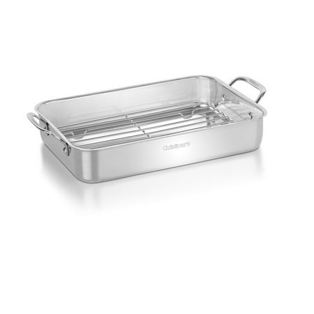 Stainless Roasting Pan (Cuisinart Chef'S Classic Stainless Steel 14