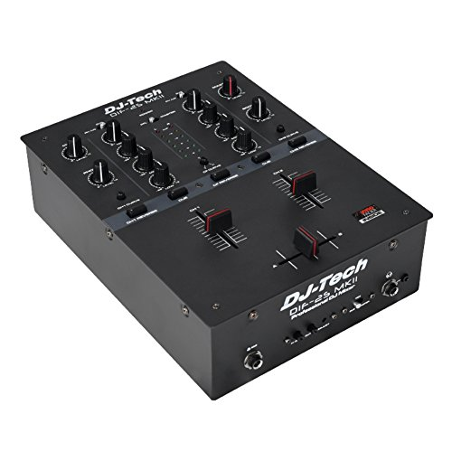 Dj Tech DIF2SMKII Djtech Top Of The Line Scratch Mixer
