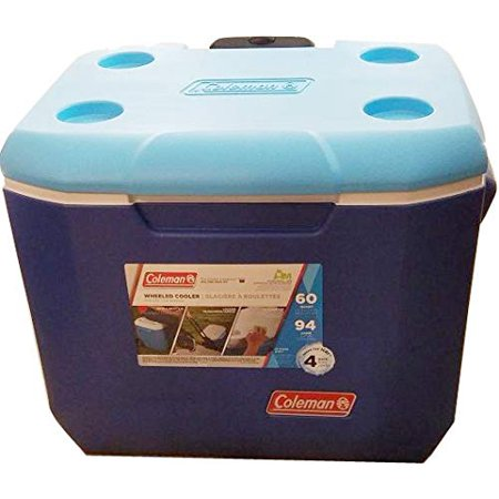 Coleman 50 Quart Wheeled Xtreme Cooler (Electronic Coolers)