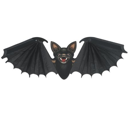 Halloween Party Food Items (Tissue Bat Party Accessory (1 count) (1/Pkg), This item is a great value! By)