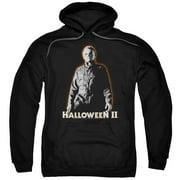 Halloween II Michael Myers Mens Pullover Hoodie