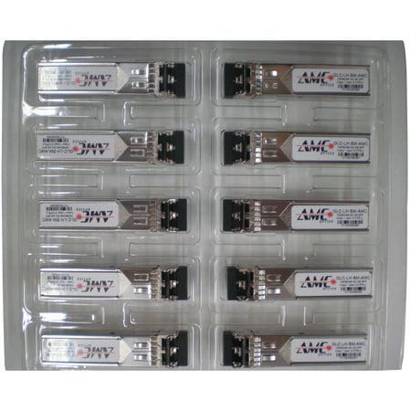Amc Optics Sfp  Mini Gbic  Module   1 X 1000Base Sx1 25 Gbit S