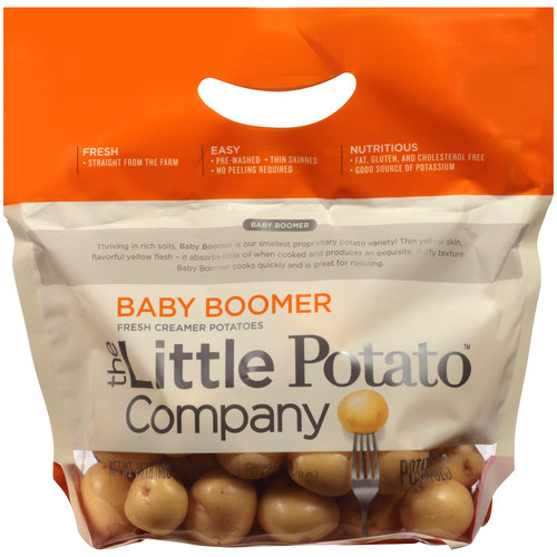 The Little Potato Company Baby Boomer Yellow Potatoes, 1.5 lb