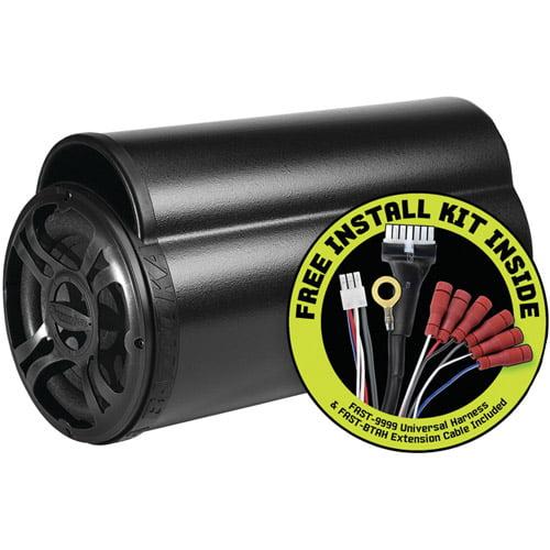 "Bazooka BTA850FH 8"" BT Series Amplified Tube Subwoofer"