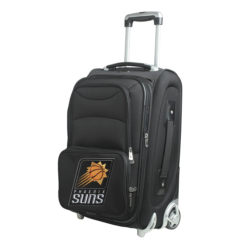 """Denco Sports Luggage NBA 21"""" Wheeled Upright"""