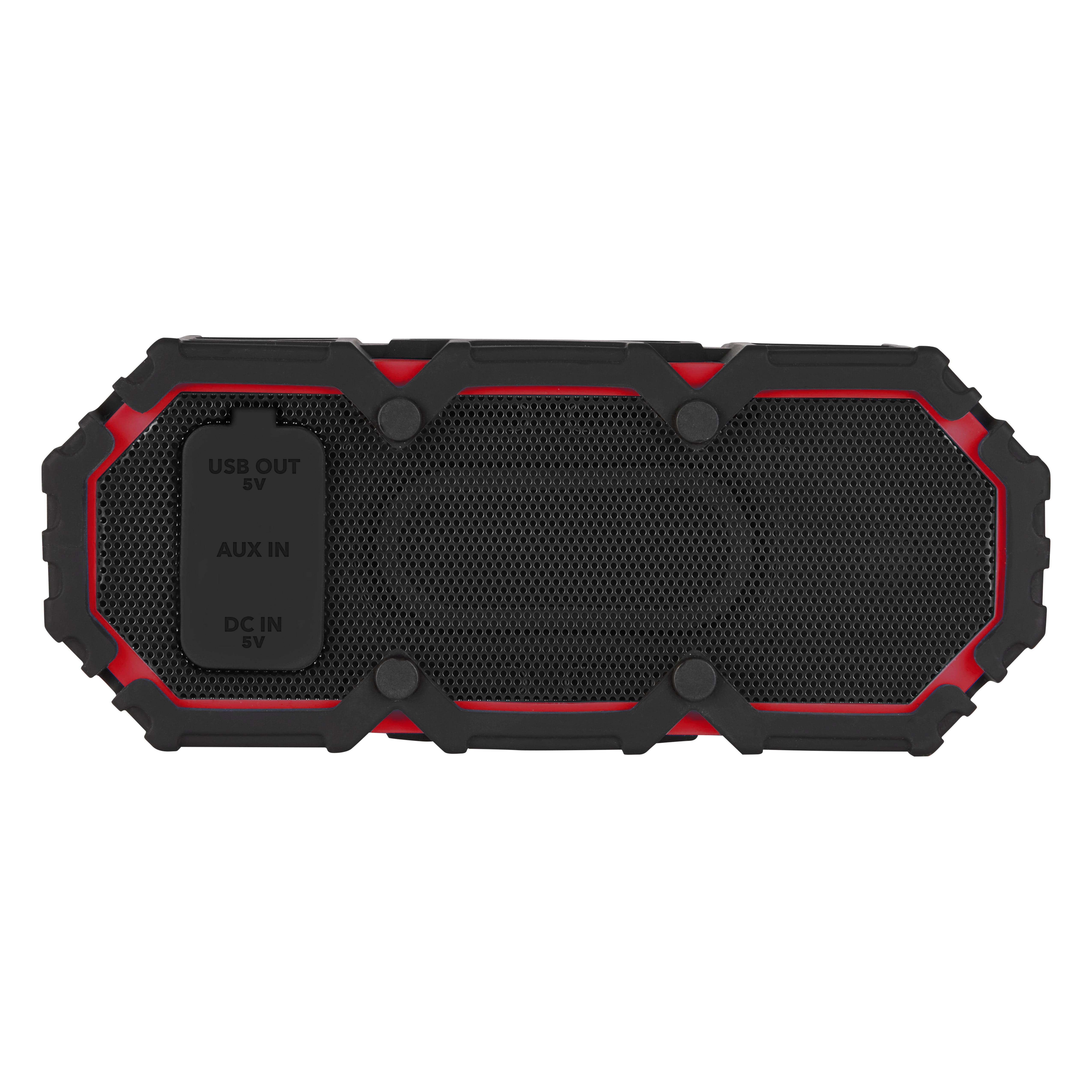 Altec Lansing Mini Lifejacket Bt Speaker Red