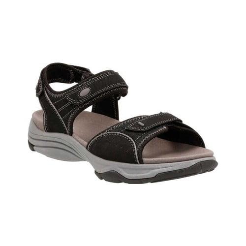 Clarks Wave Grip Quarter Strap Sandal