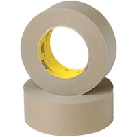 T9442517 Kraft 3/4 Inch x 60 yds. 3M 2517 Flatback 6.5 Mil Tape CASE OF 48
